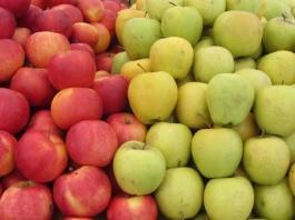 Ябълките пазар плод