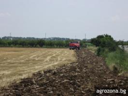 поле, земя, жътва