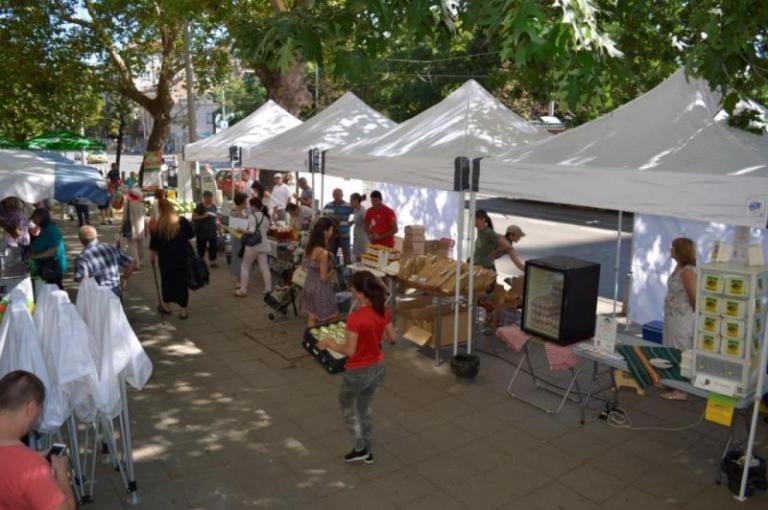 фермерски пазари, Agrozona.bg