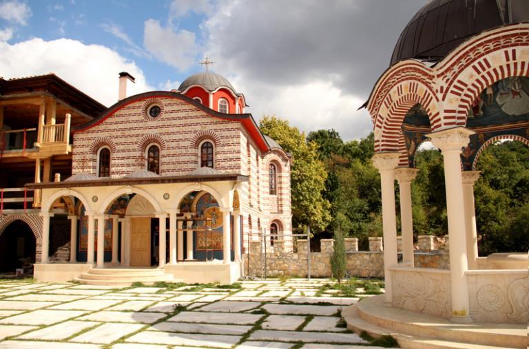 гигински манастир, животни, Agrozona.bg