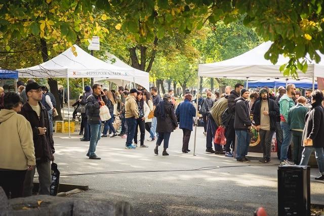 София, Фест на фермерските пазари, Agrozona.bg