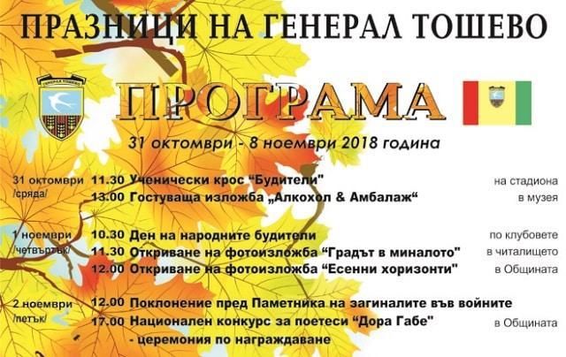 Генерал Тошево, Фестивал на сармата и кюфтето, Agrozona.bg