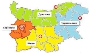 Официално: Вижте новото райониране на България