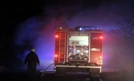 Къщи и стопански животни са спасили огнеборци от Дулово тази нощ