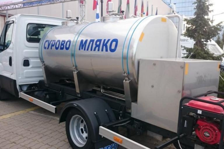 мляко, произведство, Agrozona.bg