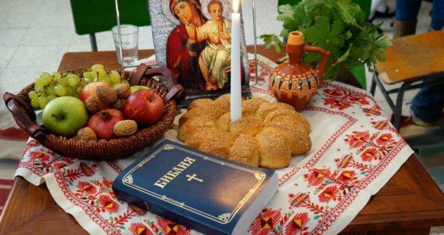 Дева Мария, православие, Agrozona.bg