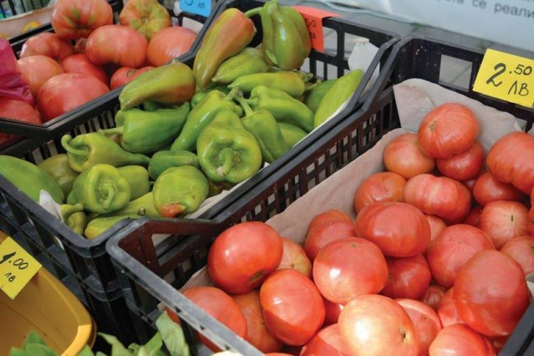 плодове и зеленчуци, цени, Agrozona.bg