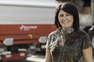 Как една дама превръща семейния земеделски бизнес в иновативно стопанство