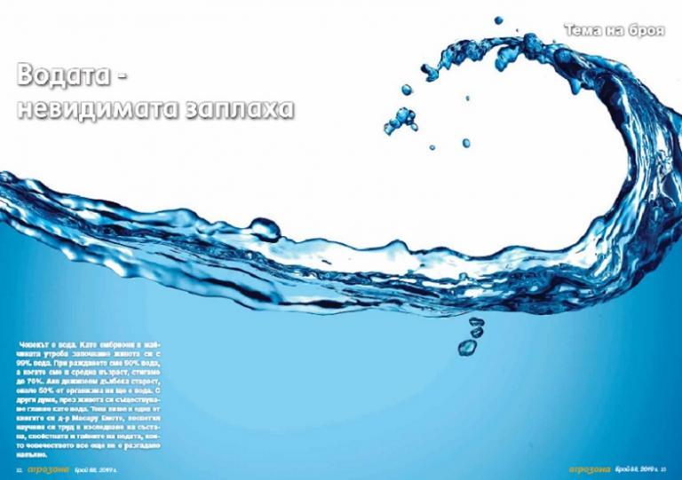 Агрозона, вода, Agrozona.bg