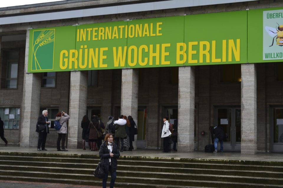 zelena sedmica Berlin