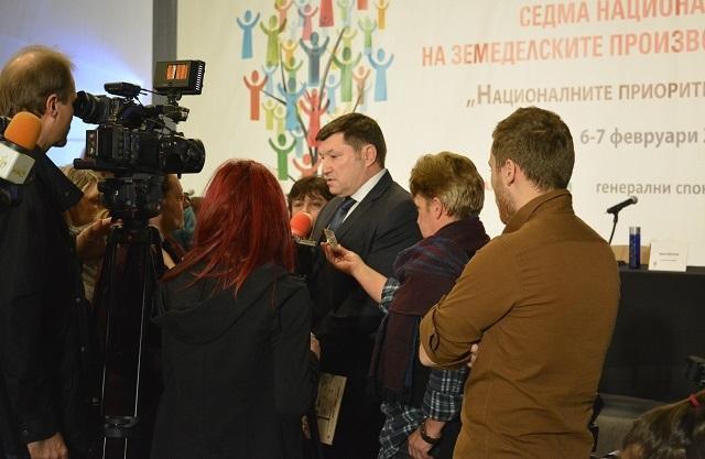 Венцислав Върбанов, седма националва среща на земеделските производители, Agrozona.bg