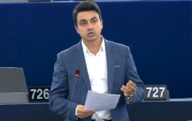 Европейски парламент, Момчил Наков, Agrozona.bg