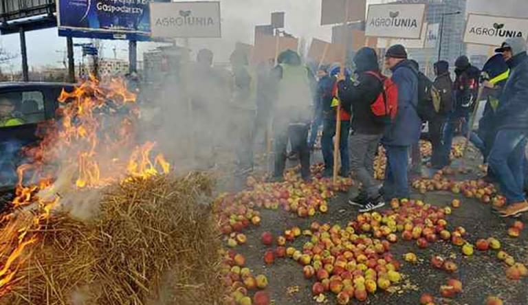 protest polsha -qbalki -agrozona-bg