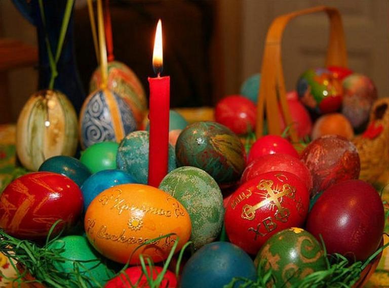 боядисване на яйца, Велика Събота, Agrozona.bg