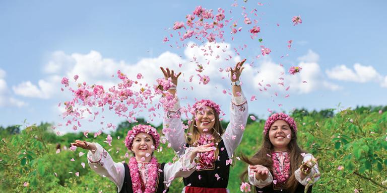 информационна кампания за директни плащаания 2020, маслодайна роза, Agrozona.bg