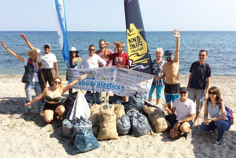 плаж, почистване, Agrozona.bg