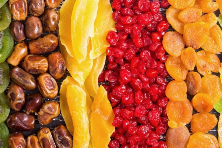 сушени плодове, ядки, Agrozona.bg