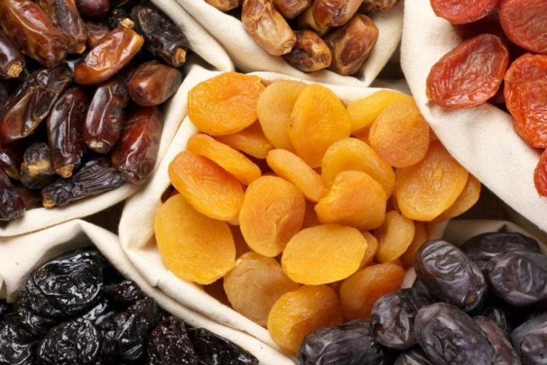 свежи плодове, сушени, Agrozona.bg