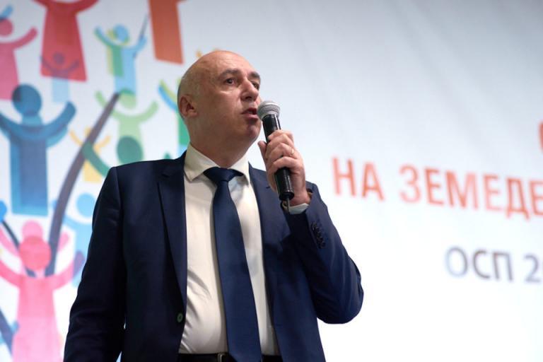 Марио Милушев, преходен период, Agrozona.bg