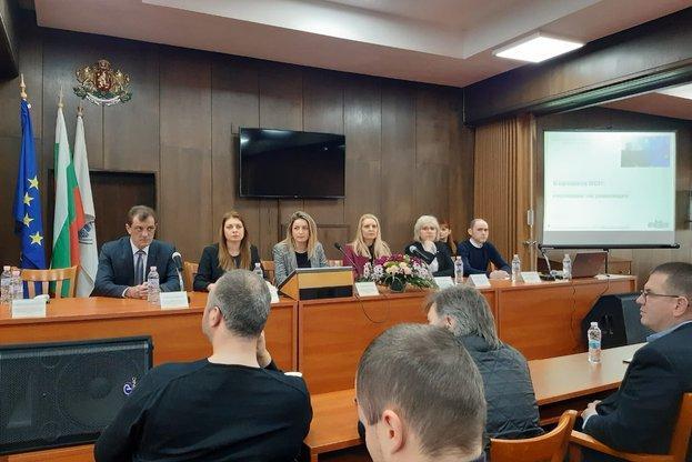 вергиния кръстева, информационна кампания за директни плащания, Agrozona.bg