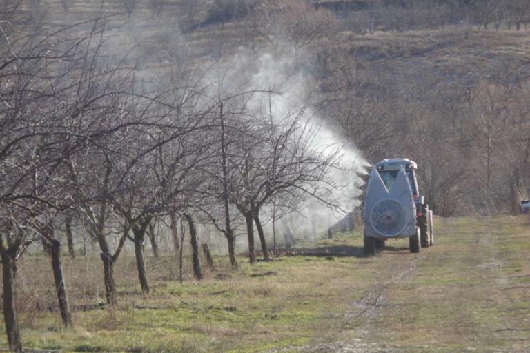 зимни пръскания, Agrozona.bg