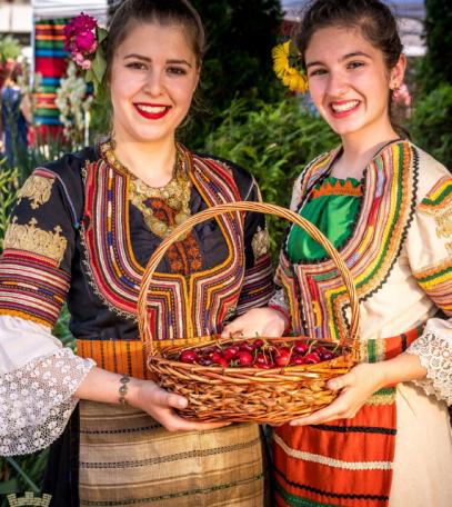 Празникът на черешата започва в Кюстендил