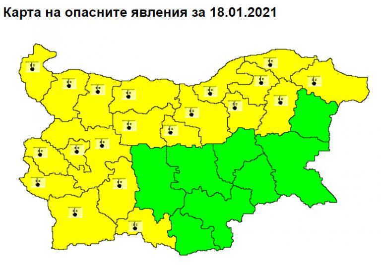 жълг код, НИМХ, Agrozona.bg