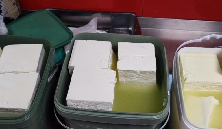 сирене с повишено съдържание на вода, Agrozona.bg