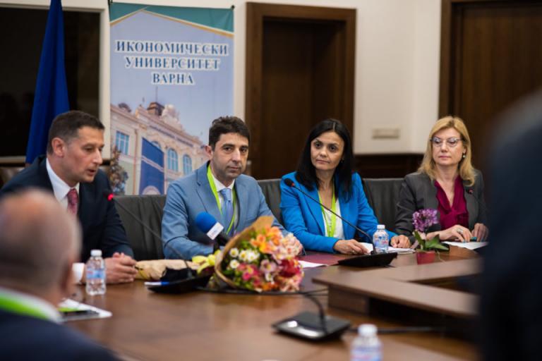 ИУ-Варна, конференция, Agrozona.bg