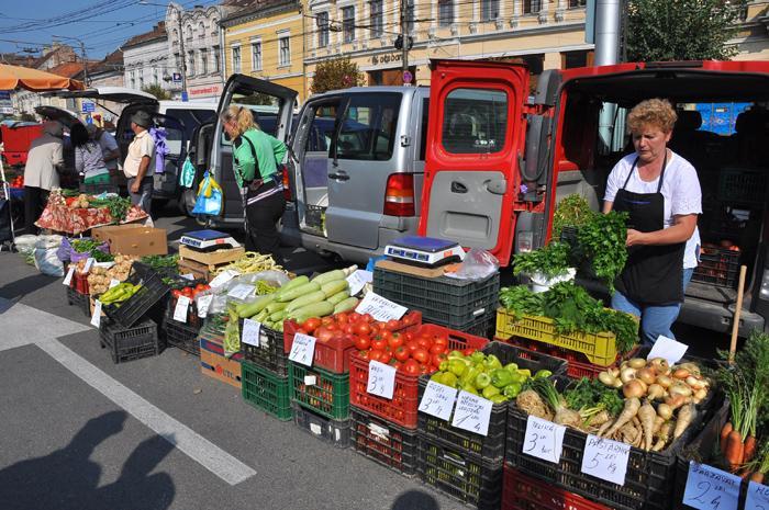 Гюргево, летящ пазар, Agrozona.bg