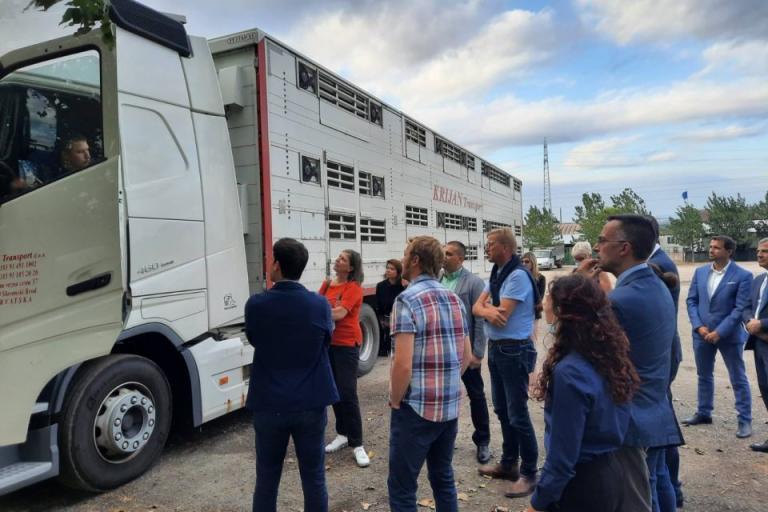 транспорт, Agrozona.bg